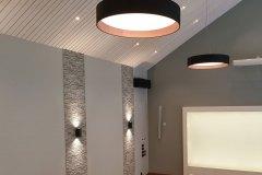 Plafonder, spottar och vägglampetter